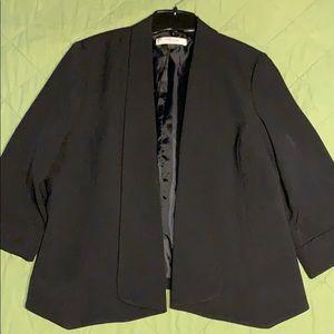 Jones Studio Separates Black Blazer